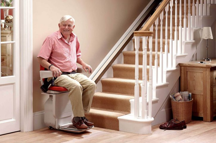 Stairlifts Make Mobility Easier